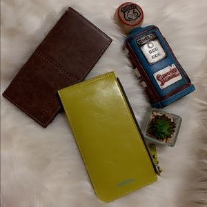 Very nice wallets you will Love ❤️ , both for$20